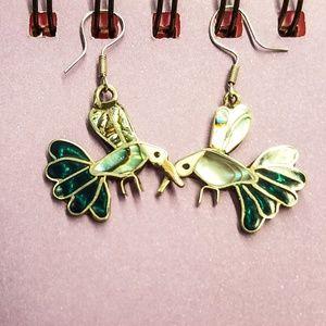 Jewelry - Hummingbird Earrings for Pierced Ears